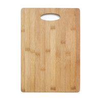 Bamboo Cutting Boards In Medium And Large