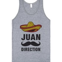 Athletic Grey Tank | Funny Pun Shirts