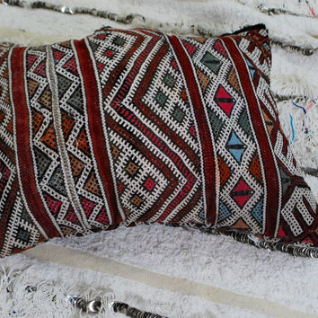 Berber Valleys Vintage Pillow 13x16