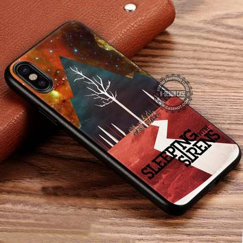 Album Art Sleeping With Sirens iPhone X 8 7 Plus 6s Cases Samsung Galaxy S8 Plus S7 edge NOTE 8 Covers #iphoneX #SamsungS8
