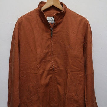 25% OFF Vintage GUY LAROCHE Jacket Brown Color Size Xxl