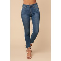More Than You Know High Rise Denim (Medium Wash)