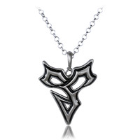Cosplay Final Fantasy Fashion Necklace X Tidus Charm Necklace chain