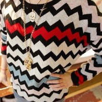 Striped sweater JCFI