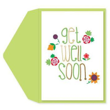 Find Strength Get Well Card