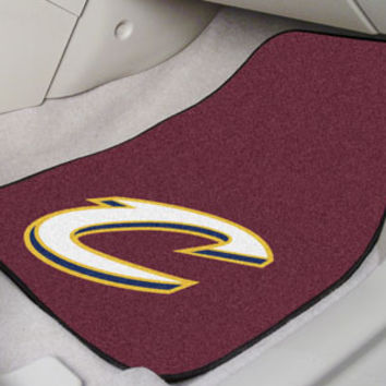 Cleveland Cavaliers 2-pc Carpet Car Mat Set