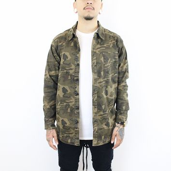 Hendrix Camo Light Jacket