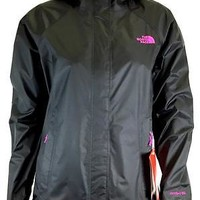 New Women's The North Face Venture Jacket A8AS A57Y Solid Waterproof Windbreaker