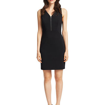 Kenneth Cole New York Calista Zip Dress