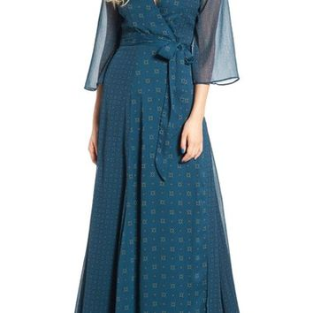 Tularosa Jolene Wrap Maxi Dress | Nordstrom