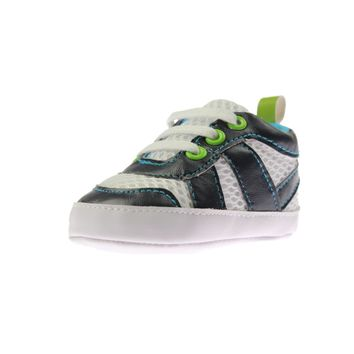 Luvable Friends Infant Cotton Sneakers