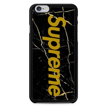 Supreme Marble iPhone 6/6S Case