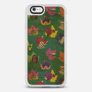 Autumn Grapes and Wine iPhone 6s case by Paula Belle Flores | Casetify