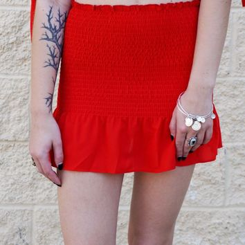 """Summertime Sadness"" Skirt"