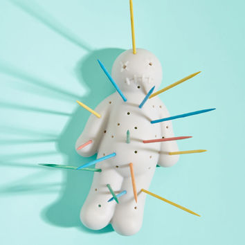 FooDoo Doll Toothpick Holder