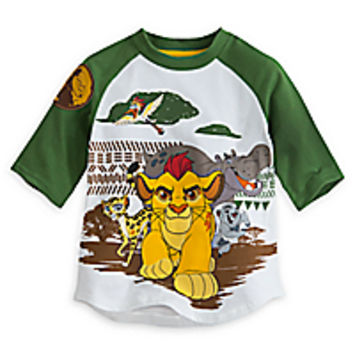 The Lion Guard Raglan Sleeve Tee for Boys