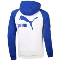 PUMA 2019 new loose casual sports hoodie