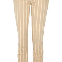 Current/Elliott | The Stiletto mid-rise cropped skinny jeans | NET-A-PORTER.COM