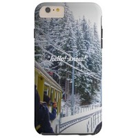 Hello! Snow! Tough iPhone 6 Plus Case