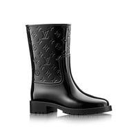 Products by Louis Vuitton: Drops Half Boot