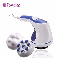 5 in 1 Full Relax Tone Spin Body Massager 3D Electric Full Body Slimming