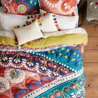 Tahla Quilt by Anthropologie