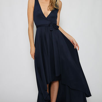 Already Gone Dress - Navy