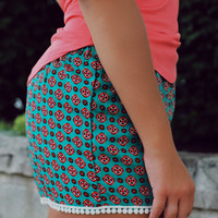 Tea Time Shorts