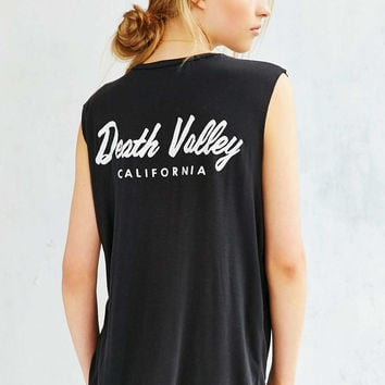 Bandit Brand Death Valley Muscle Tee - Urban Outfitters