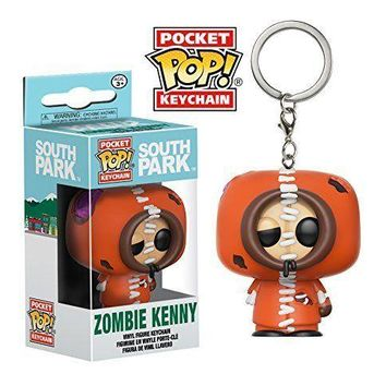 Funko Pop Pocket South Park Zombie Kenny Keychain Key Chain