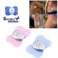 Butterfly Shaped Electronic Slimming Massager