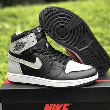 Air Jordan 1 Retro High OG Shadow AJ1 Sneakers - Best Deal Online