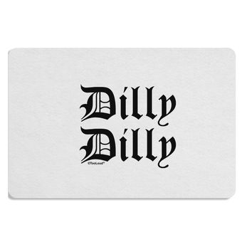 Dilly Dilly Beer Drinking Funny Placemat by TooLoud Set of 4 Placemats