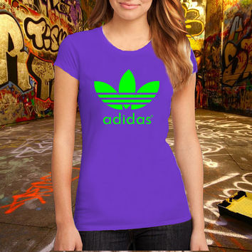 Adidas Sporty Logo Tee Cotton T Shirt, (Various Color Available)