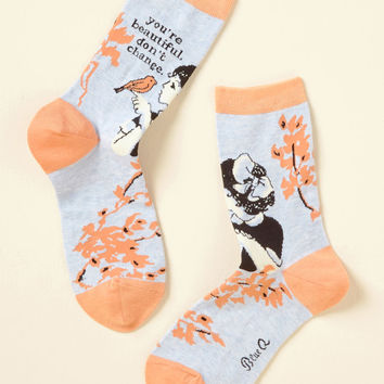 Whisper Sweet Somethings Socks | Mod Retro Vintage Socks | ModCloth.com