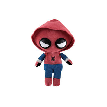 Marvel Spiderman Homecoming Plushies - Spider Man Home Made Suit