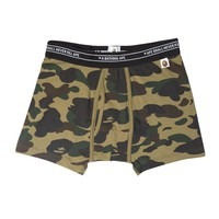Bape 1st Camo Trunks (Green) – RSVP Gallery