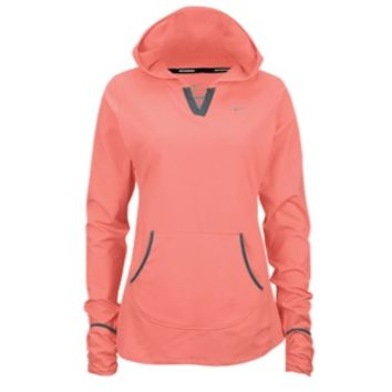 Nike Dri-FIT Element Hoodie - Women's at Lady Foot Locker