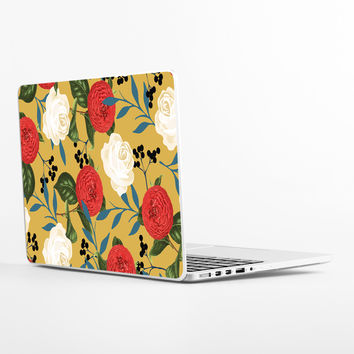 Floral Obsession Laptop Skin