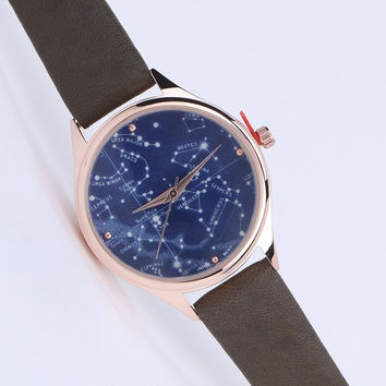 Starry Constellations Watch