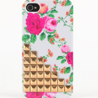 With Love From CA Big Floral Stud iPhone Case at PacSun.com