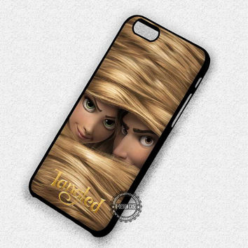 Poster Tangled Rapunzel Disney - iPhone 7 6 5 SE Cases & Covers