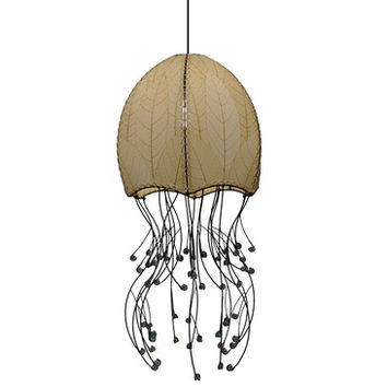 Eangee Home Jellyfish Hanging Natural