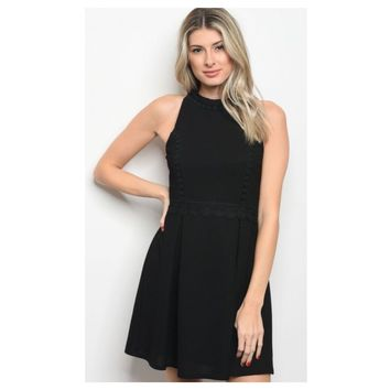 """Adorable Me"" Cute as Can Be Little Black Dress"