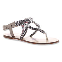 Poetic Licence Silver High & Mighty Sandal | zulily