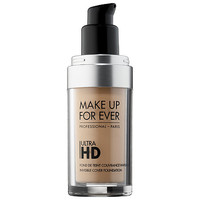 Ultra HD Invisible Cover Foundation - MAKE UP FOR EVER | Sephora
