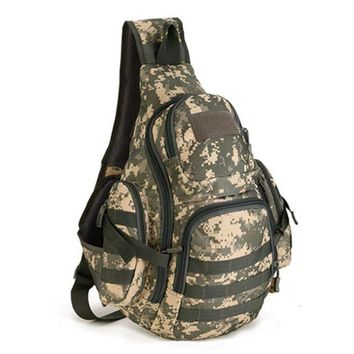 ONETOW Outdoor Camping Climbing Travel Hiking Bag Military Shoulder Tactical Backpack Trekking Sports Bags