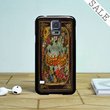 Welcome To The Sound Pretty Odd Samsung Galaxy S5 Case