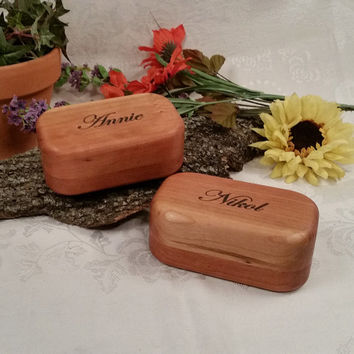 Stash Box, Wood Box, Wood Storage Box, Keepsake Box, Jewelry Box, Pocket Box, Wood Jewelry Box, Pot Stash Box, Travel Box, Wood Travel Case