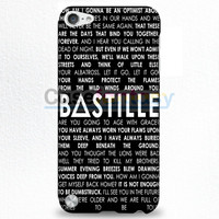 Bastille Lyric Pompeii iPod Touch 5 Case | casefantasy